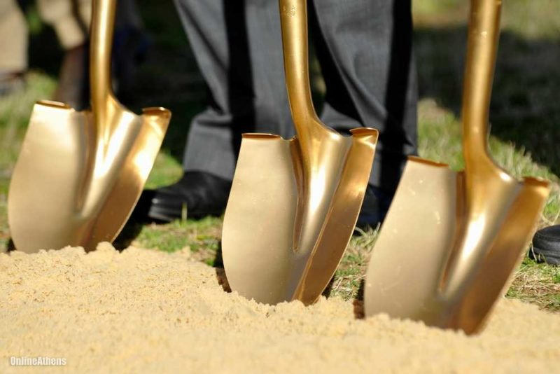 Groundbreaking for Avid Hotels