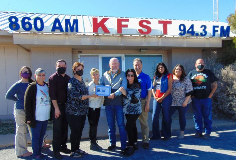 February 2021 Business Spotlight – KFST